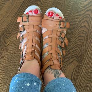 Shoes - Gladiator sandals